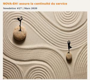Newsletter nova-eh n° 27